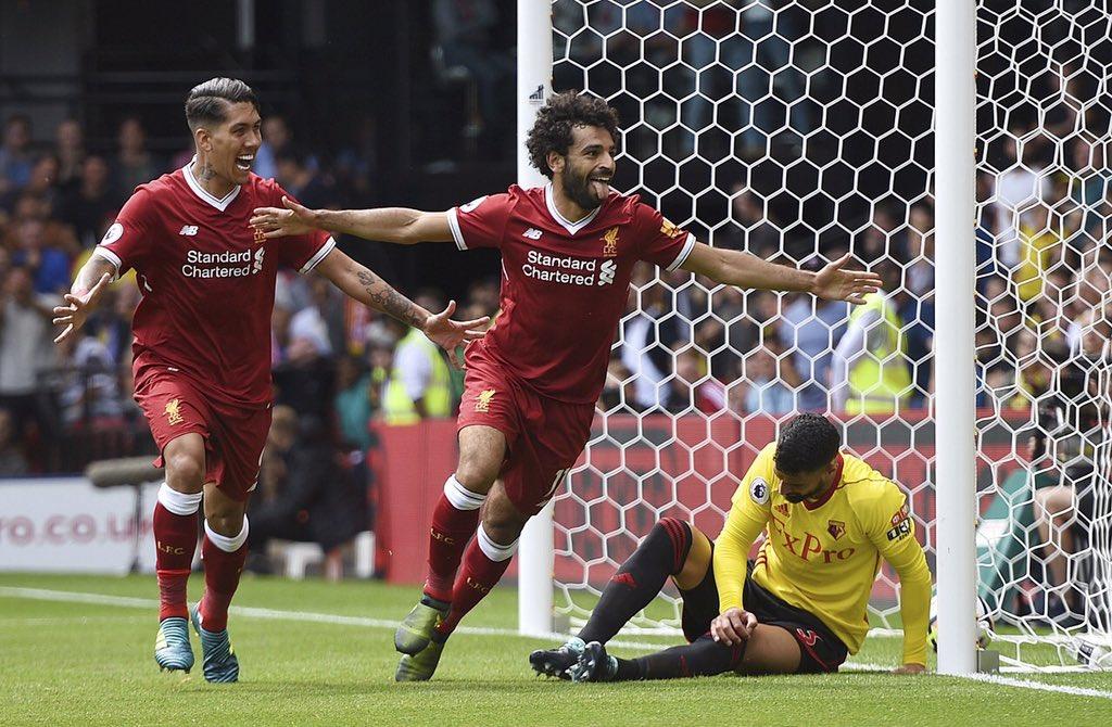 Image result for Mohamed Salah won BBC African Footballer