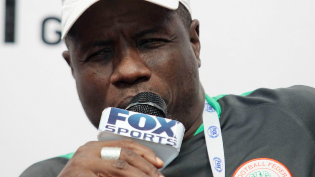 WAFU 2017 Cup of Nations: Nigeria coach Salisu Yusuf focus on 2018 CHAN after defeat to Ghana