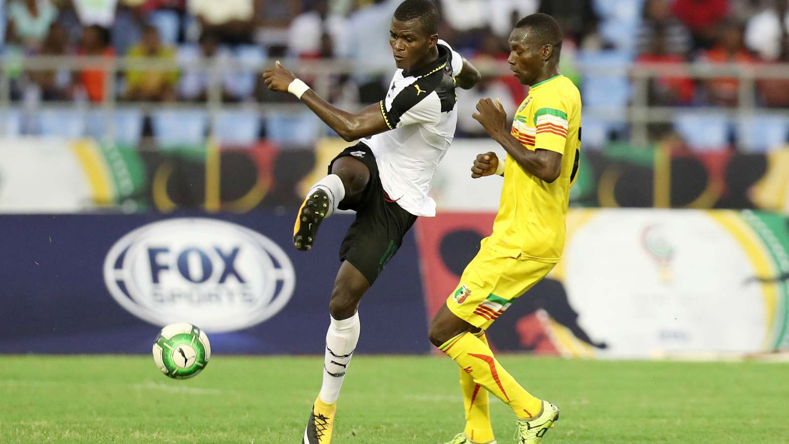 2017 WAFU Nations Cup: Samuel Sarfo wants revenge and smiles for Ghanaian fans