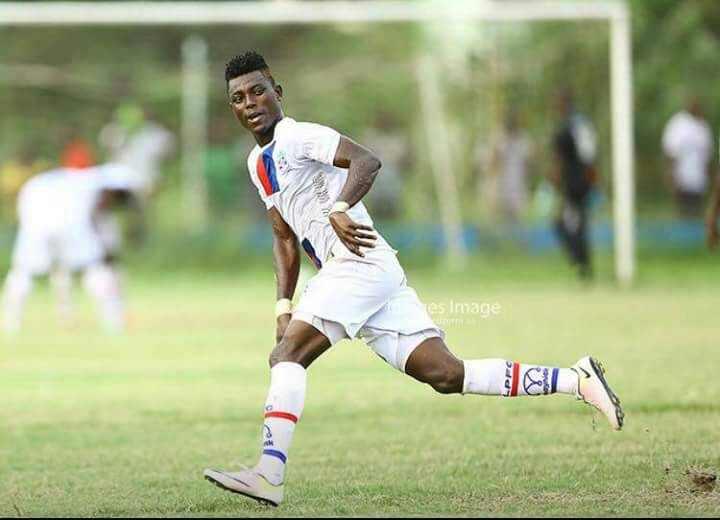 EXCLUSIVE: Liberty Professionals striker Emmanuel Sarpong signs for FC Drita in Kosovo
