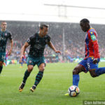 Crystal Palace defender Jeff Schlupp comes under stinging criticism over poor display against Southampton