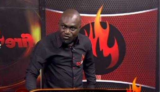 Livid Asamoah Gyan fires 'STUPID' Fireman Songo for labelling Black Stars players as fools