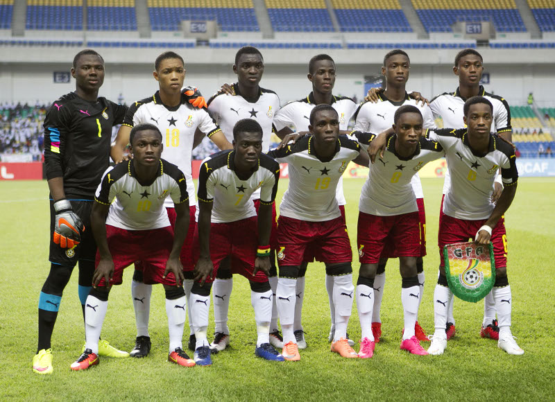 Black Starlets to play UAE today