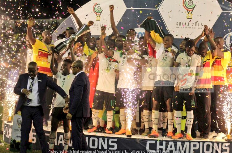 Ghana deserved 2017 WAFU Cup of Nations triumph