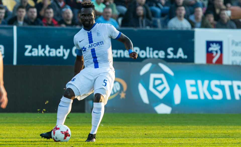 Lech Poznan chief confirms offers for Ghanaian midfielder Aziz Tetteh
