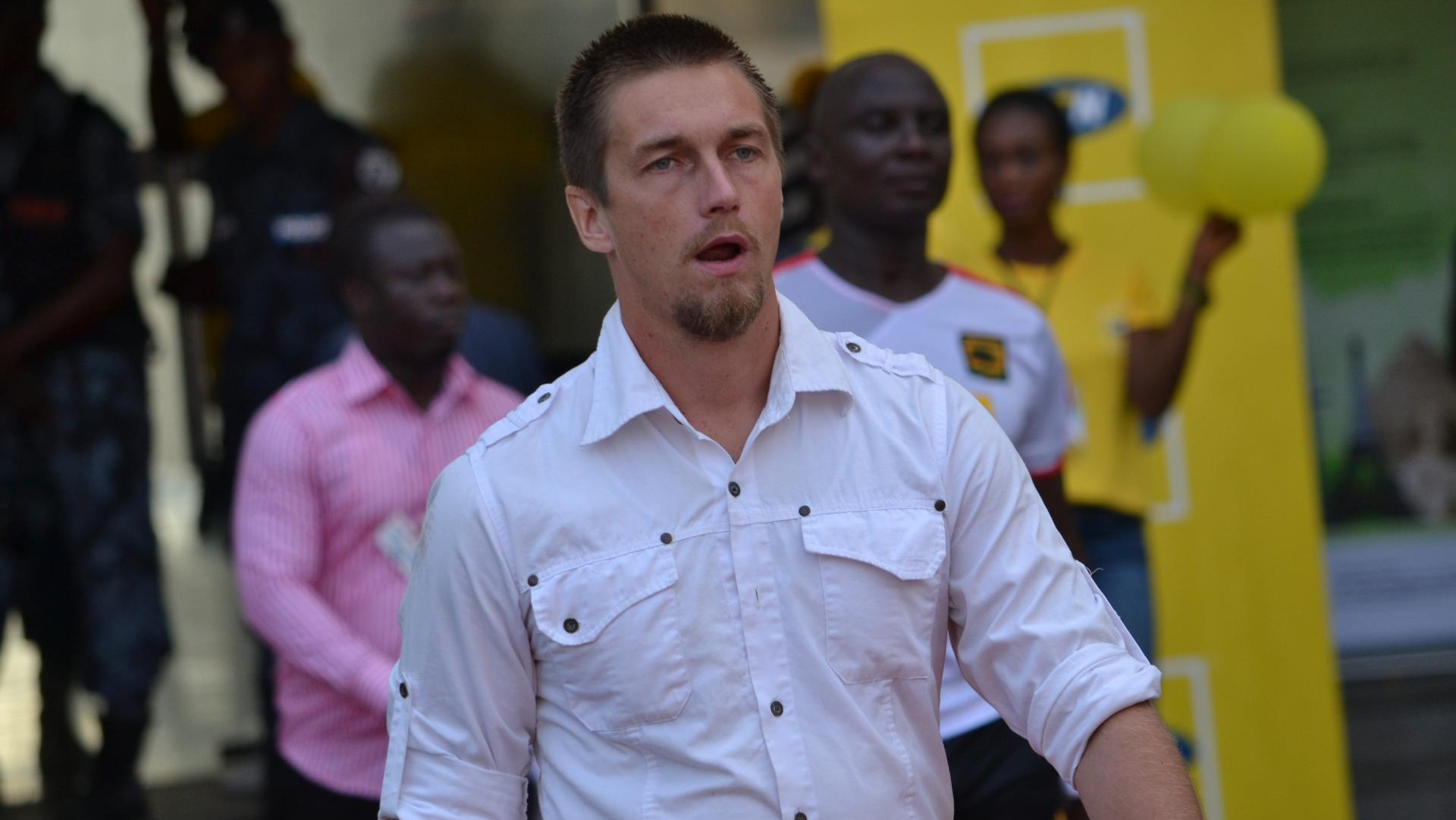 EXCLUSIVE: Swedish coach Tom Strand arrives in Tarkwa to force sensational Medeama move