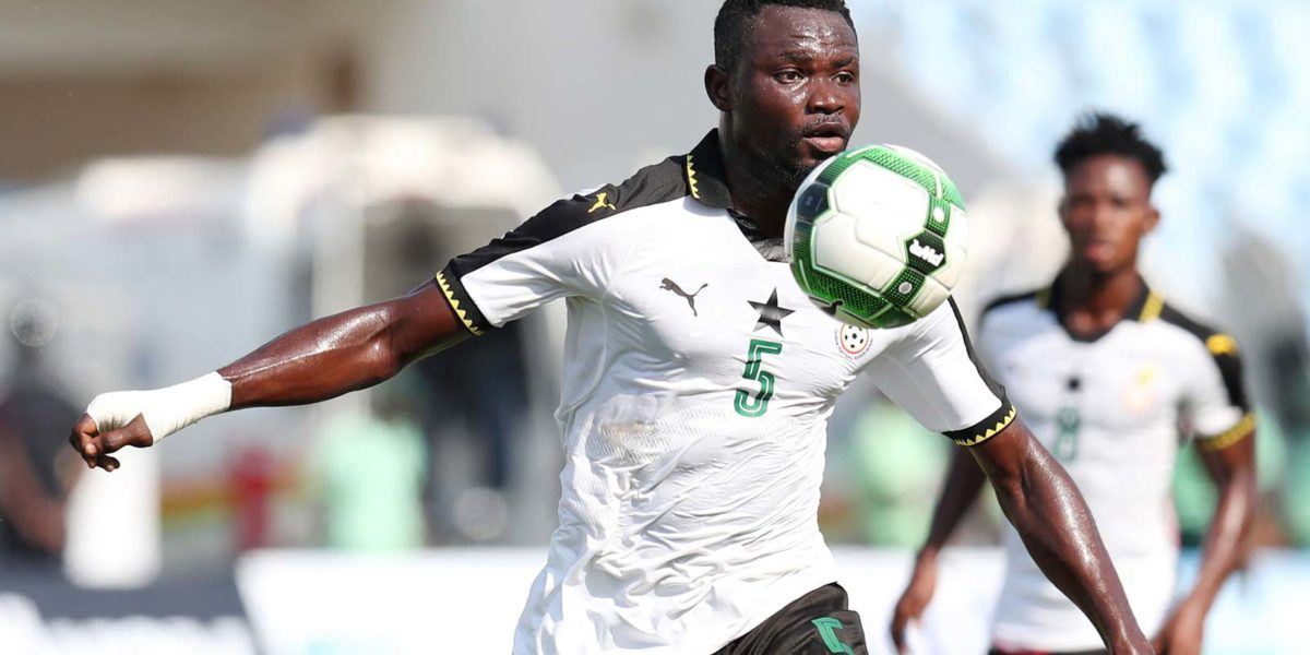 Hearts nearly transfer-listed defender Vincent Atingah two years ago