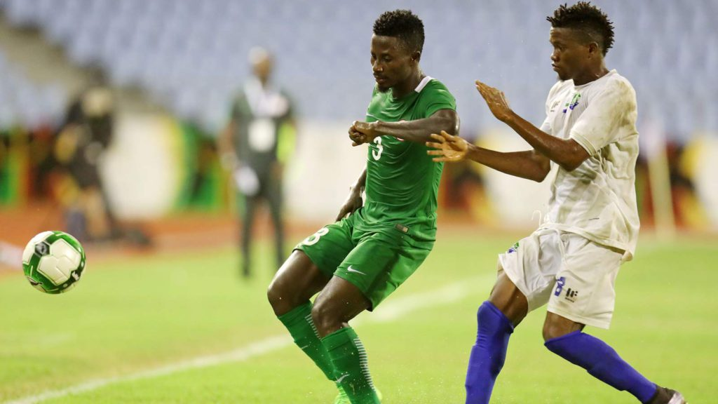 Nigeria coach Salifsu Yusuf talks tough ahead of Ghana WAFU Cup clash