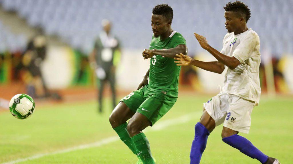 Nigeria coach Salifsu Yusuf talks tough ahead of Ghana WAFU Cup clash