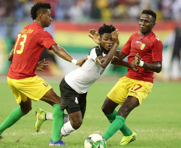 GHANA 2017 WAFU CUP: Ghana coach Maxwell Konadu maintain triumphant line up for Mali clash
