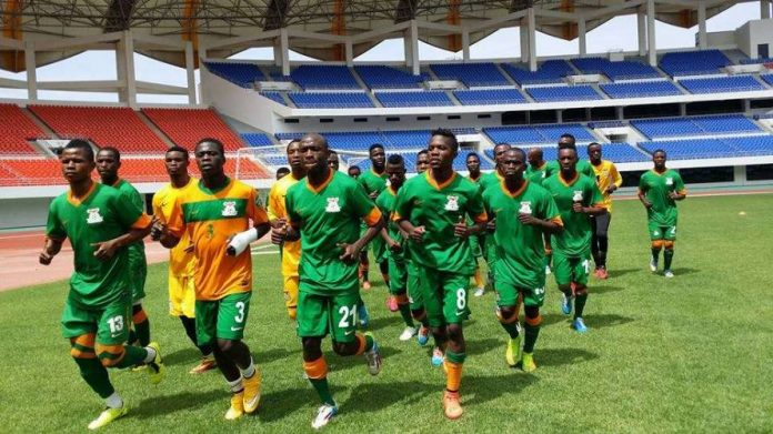 Zambia to camp in Ghana ahead of cracking 2018 World Cup qualifier against Nigeria