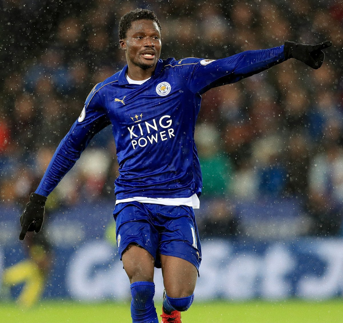 Daniel Amartey gets needed game time in Leicester's win over Liverpool