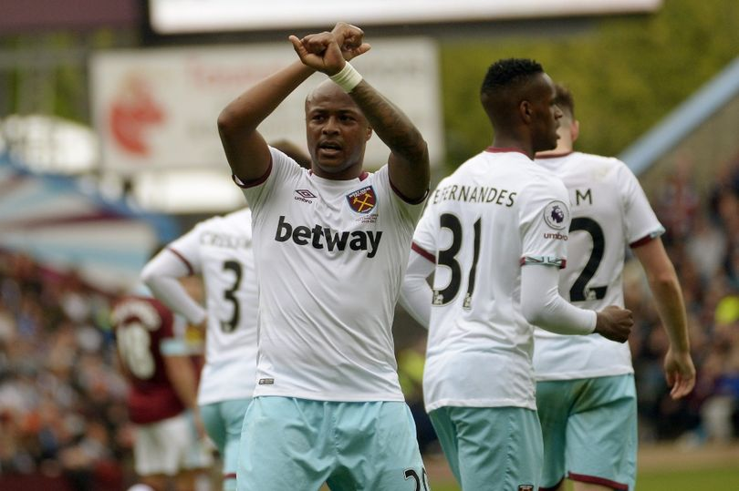 Andre Ayew's consistency offers promise for West Ham United