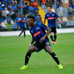 On-fire Ghanaian striker Richard Arthur bags brace in Interclube 3-0 win over Desportivo