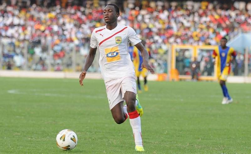 How Asante Kotoko have continued to produce quality left backs silently