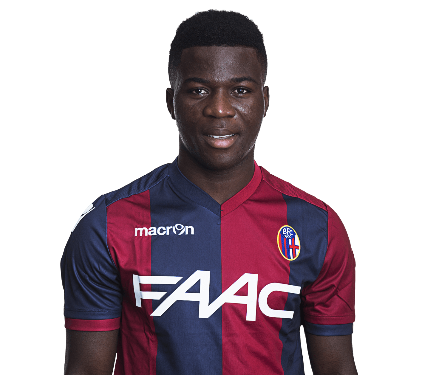 Bologna place €10m on the head of midfielder Godfred Donsah