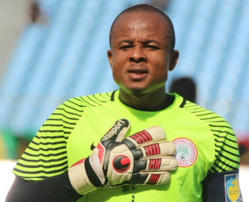WAFU 2017 Nations Cup: Nigeria goalie Ezenwa puts Ghana defeat behind, focus on 2018 CHAN