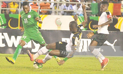 WAFU Nations Cup final: How Ghana crashed Nigeria 4-1 in final