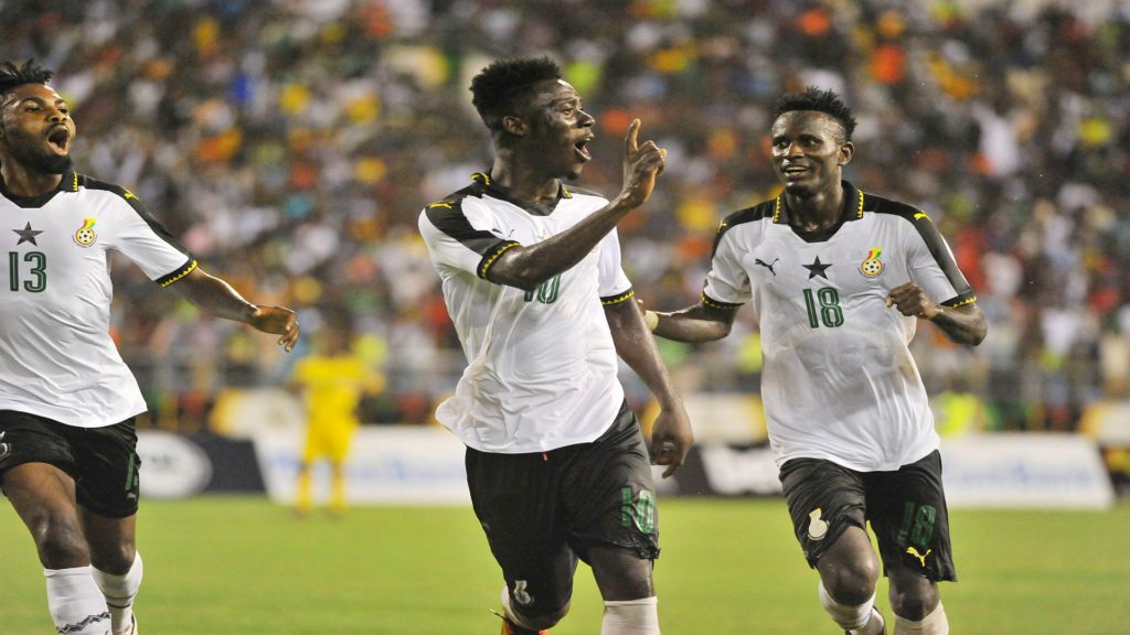 Video: Watch highlights of Ghana's amazing 4-1 win over Nigeria in Wafu final