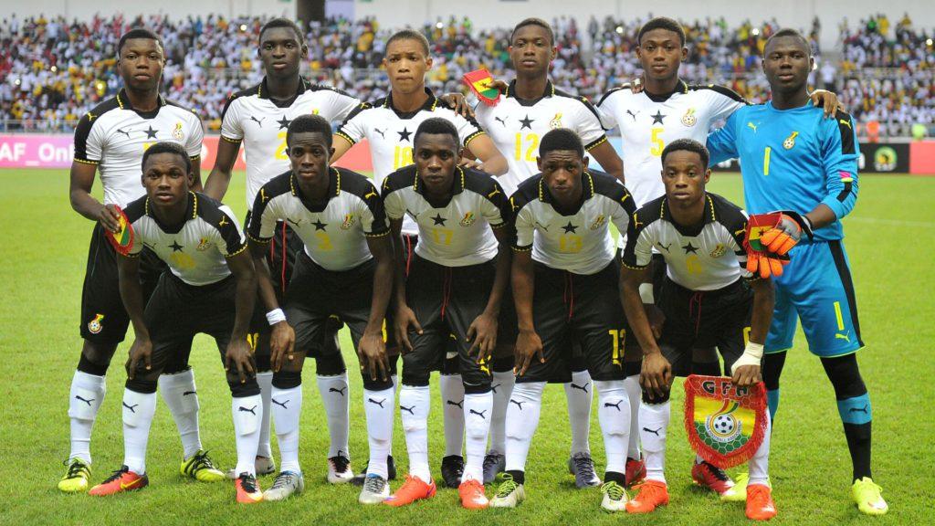 Ghana coach sets sight on winning FIFA U-17 World Cup trophy