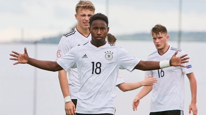 Germany name two Ghanaian players Noah Awuku and John Yeboah in final squad for U17 World Cup