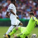 Aston Villa reject Jordan Ayew proving Premier League quality at Swansea City