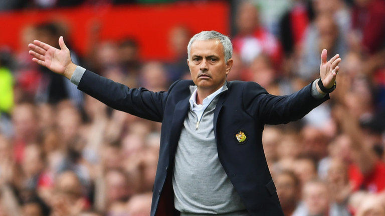 Mourinho Admits Man United Isn't Performing Great in Champions League, But Why?