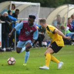 Westfields player Kingsford Adjei on wanting to play professional football