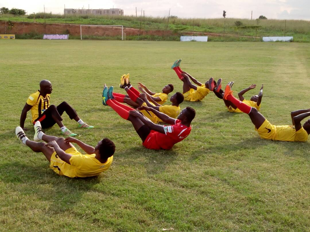 VIDEO: Asante Kotoko return to training at Adako Jarchie