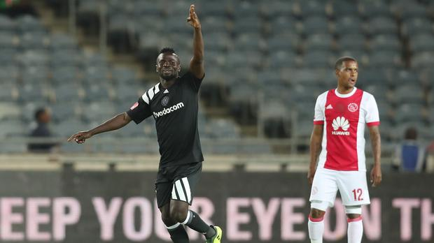 Ghanaian midfielder Morrison sparks life into his Orlando Pirates career after brushing Ajax Cape Town aside
