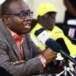 VIDEO: Ghana FA President Kwesi Nyantakyi addresses the media on the start of the Ghana Premier League