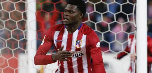 Ghana star Thomas Partey among five Africans to watch this weekend