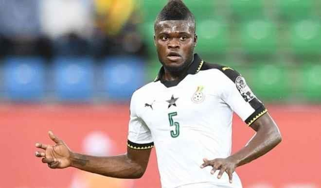 Ghana skipper Asamoah Gyan lauds Boakye Yiadom and Thomas Partey for brilliant show against Congo