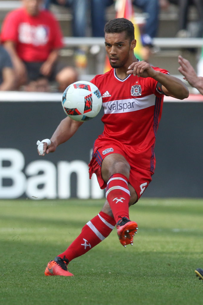 Dutch-born Ghanaian defender Johan Kappelhof nominated for MLS defender of the season
