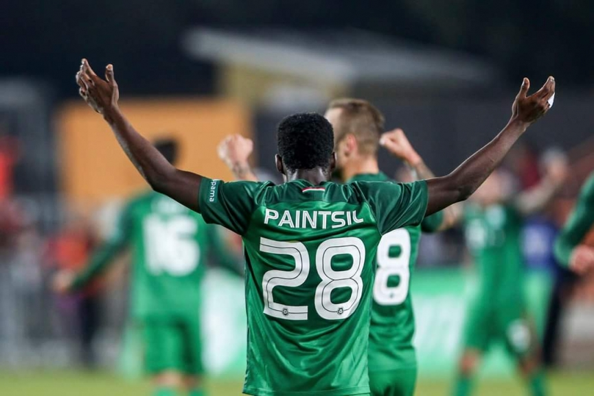 VIDEO: Watch Joseph Paintsil's breathtaking goal for Ferencvaros in Hungarian top-flight