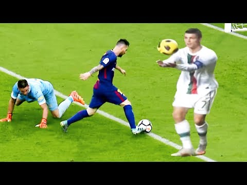 Top 5 Skills Invented By Ronaldo And Messi Hd