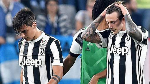 Serie Lack.Juventus Show Lack Of Fight Toughness In Rare Serie A Home Defeat