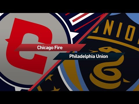 Highlights: Chicago Fire vs. Philadelphia Union | October 15, 2017