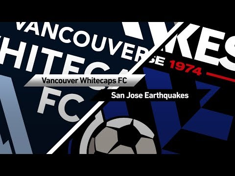 Highlights: Vancouver Whitecaps FC vs. San Jose Earthquakes | October 15, 2017