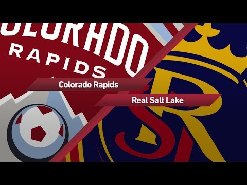 Highlights: Colorado Rapids vs. Real Salt Lake | October 15, 2017