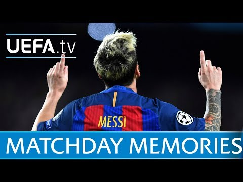 Messi, Zlatan and Bale: Classic matchday three memories