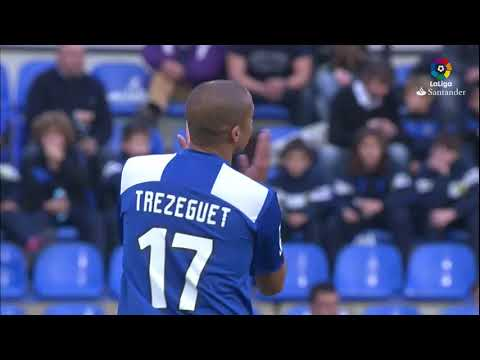 LaLiga Memory: David Trezeguet Best Goals and Skills