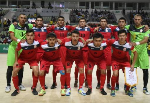 AFC Futsal Championship 2018 - South & Central Zone qualifiers: MD2