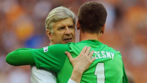 Juventus keeper Wojciech Szczesny: I never improved while at Arsenal
