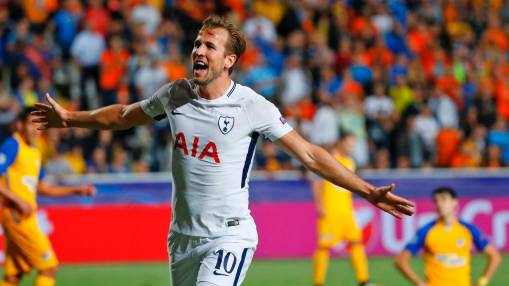 Trending: Kane carries Spurs' hopes at Real