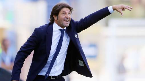 Cagliari dismiss Massimo Rastelli after losing six in eight games in Serie A