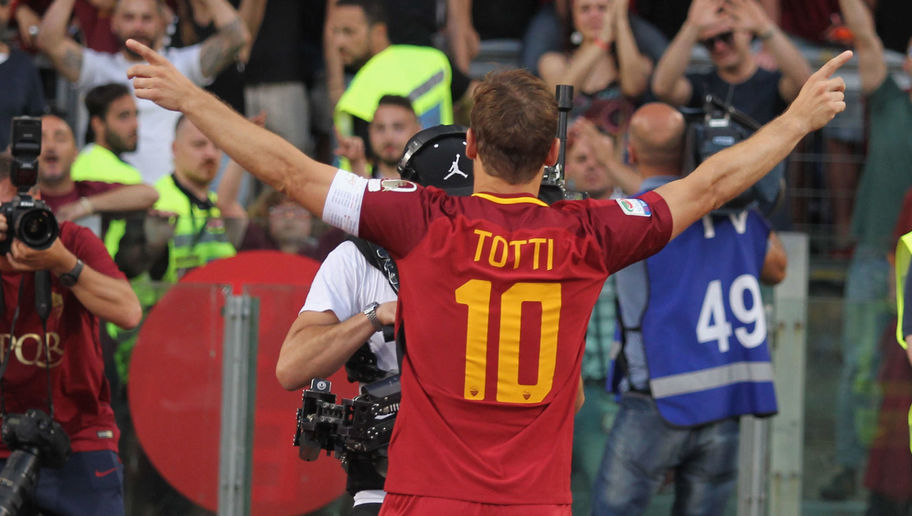 Take Your Pick: Roma & Italy Legend Francesco Totti Weighs in on Endless Ronaldo vs Messi Debate