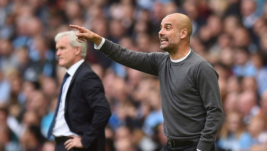 Pep Guardiola Orders Oasis to Be Played for His Stars as They Prepare in the Dressing Room