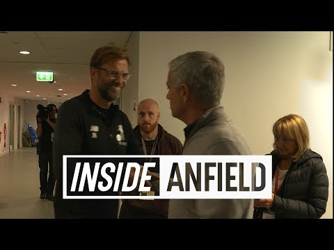 Inside Anfield: Liverpool v Manchester United | TUNNEL CAM
