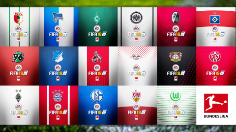 FIFA 18 cover designs Head right this way for a downloadable FIFA 18 cover design of your favourite Bundesliga club. vor 2 Stunden